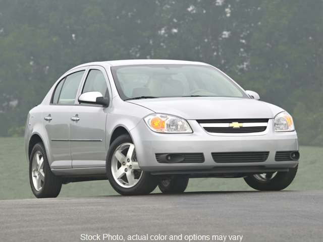 Used 2009 Chevrolet Cobalt 4d Sedan LS XFE at Express Auto near Kalamazoo, MI
