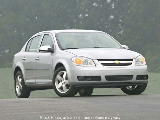 2009 Chevrolet Cobalt 4d Sedan LS XFE at Express Auto near Kalamazoo, MI