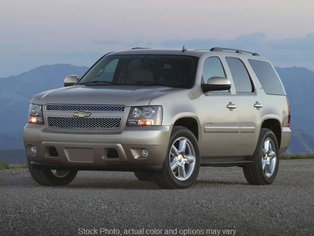 Used 2013  Chevrolet Tahoe 4d SUV RWD LT at Bobb Suzuki near Columbus, OH