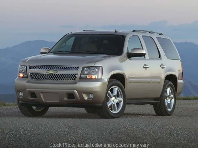 2012 Chevrolet Tahoe 4d SUV RWD LTZ at Texas Certified Motors near Odesa, TX