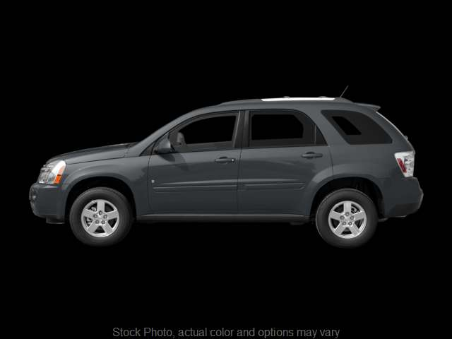Used 2009  Chevrolet Equinox 4d SUV FWD LS at Good Wheels near Ellwood City, PA