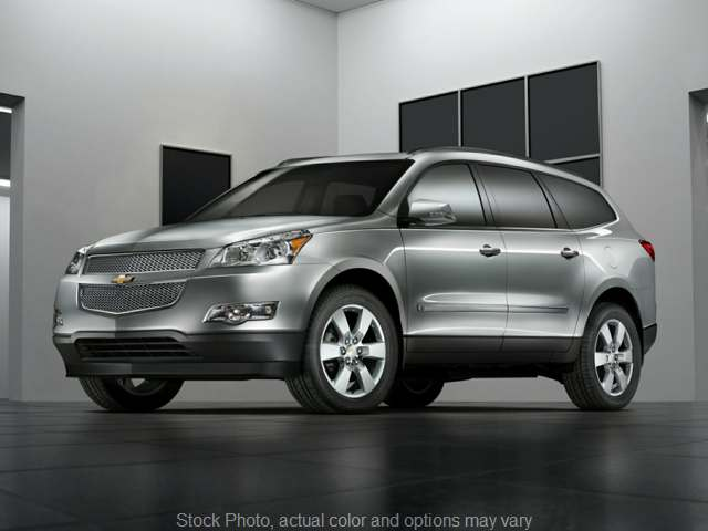 2010 Chevrolet Traverse 4d SUV FWD LS at Express Auto near Kalamazoo, MI