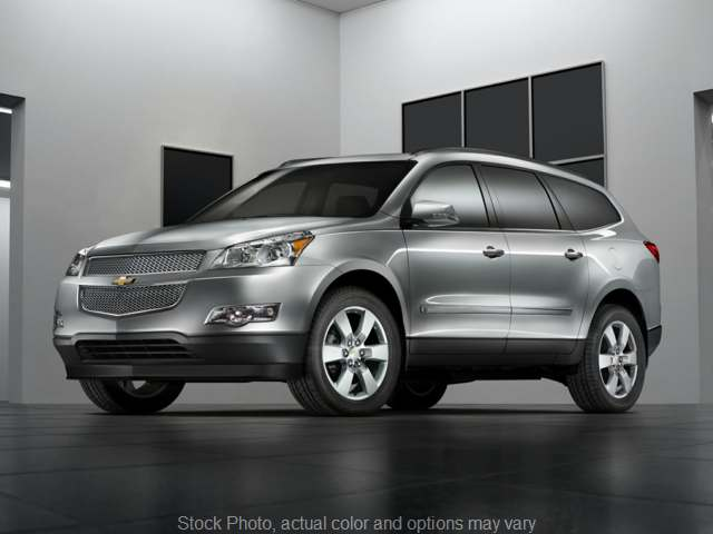 2009 Chevrolet Traverse 4d SUV AWD LTZ at MLC Motor Cars near Commerce Charter Twp, MI