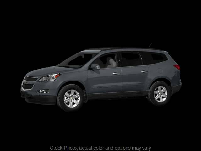 Used 2009  Chevrolet Traverse 4d SUV AWD LTZ at MLC Motor Cars near Commerce Charter Twp, MI