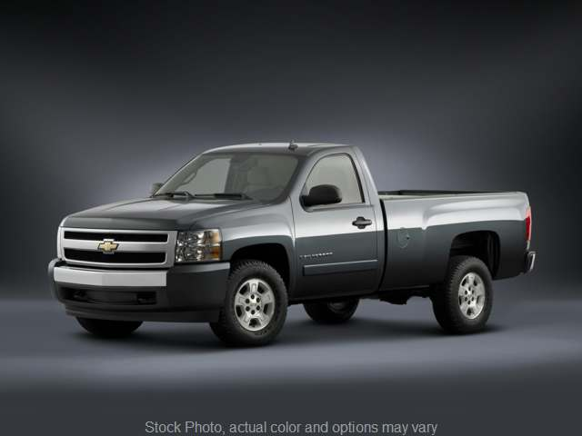 2010 Chevrolet Silverado 1500 2WD Reg Cab Work Truck at City Wide Auto Credit near Toledo, OH