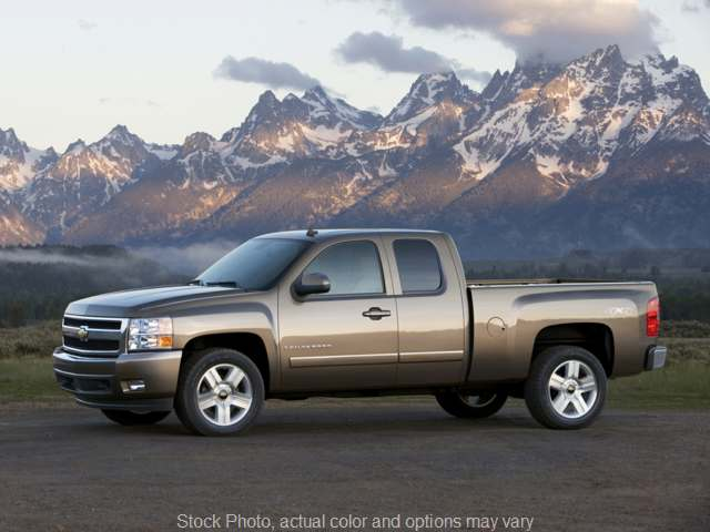 Used 2011  Chevrolet Silverado 1500 4WD Ext Cab LS at Naples Auto Sales near Vernal, UT