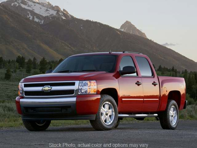 Used 2010  Chevrolet Silverado 1500 4WD Crew Cab Work Truck at Premier Auto near Jonesboro, AR