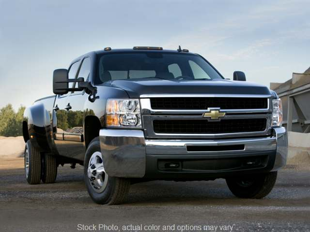 2009 Chevrolet Silverado 3500 4WD Crew Cab LTZ DRW at Ubersox Used Car Superstore near Monroe, WI
