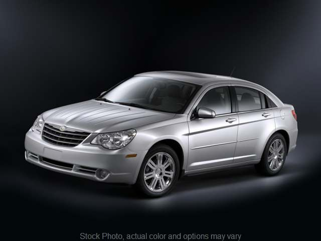 2009 Chrysler Sebring 4d Sedan Touring 2.7L at Action Auto Group near Oxford, MS