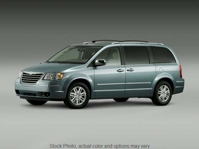2009 Chrysler Town & Country 4d Wagon Limited at Good Wheels near Ellwood City, PA