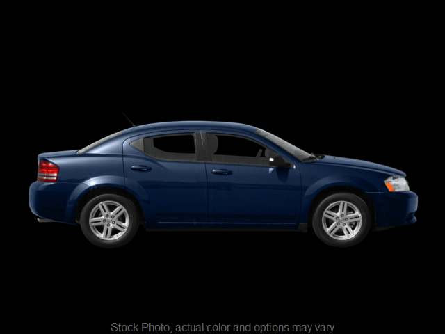 Used 2009  Dodge Avenger 4d Sedan SE 2.4L at Action Auto Group near Oxford, MS