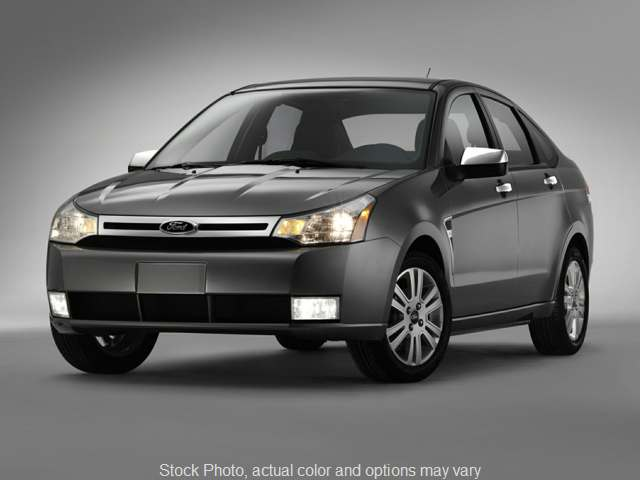 Used 2009 Ford Focus 4d Sedan S at Willowbrook Kia near Willowbrook, IL