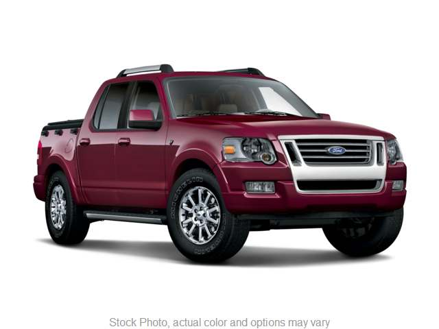 Used 2009  Ford Explorer Sport Trac 4d SUV 4WD Limited V8 at City Wide Auto Credit near Toledo, OH
