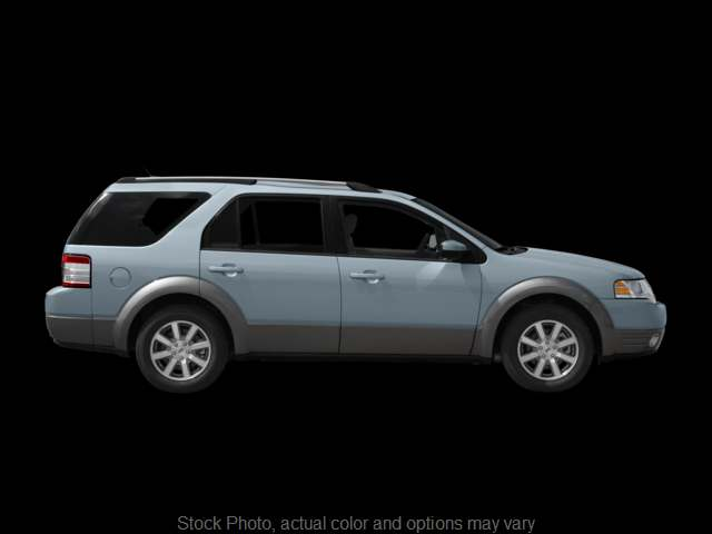 Used 2009  Ford Taurus X 4d SUV FWD Limited at Express Auto near Kalamazoo, MI