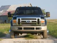 Used 2009  Ford F450 4WD Crew Cab Harley Davidson DRW at Mike Burkart Ford near Plymouth, WI