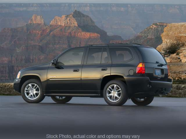 Used 2008  GMC Envoy 4d SUV 4WD Denali at Good Wheels near Ellwood City, PA
