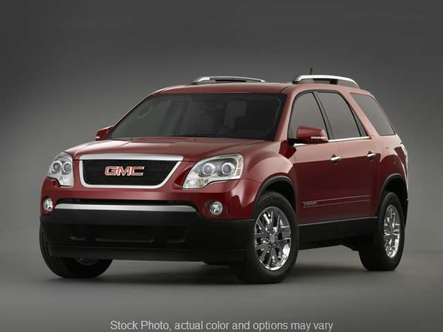 2009 GMC Acadia 4d SUV FWD SLT-1 at Good Wheels near Ellwood City, PA