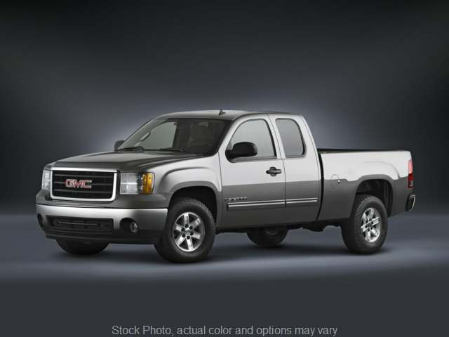 Used 2011  GMC Sierra 1500 2WD Ext Cab Work Truck at Arnie's Ford near Wayne, NE
