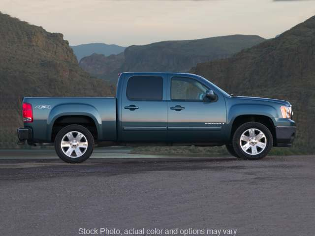 Used 2010  GMC Sierra 1500 4WD Crew Cab SL at City Wide Auto Credit near Toledo, OH