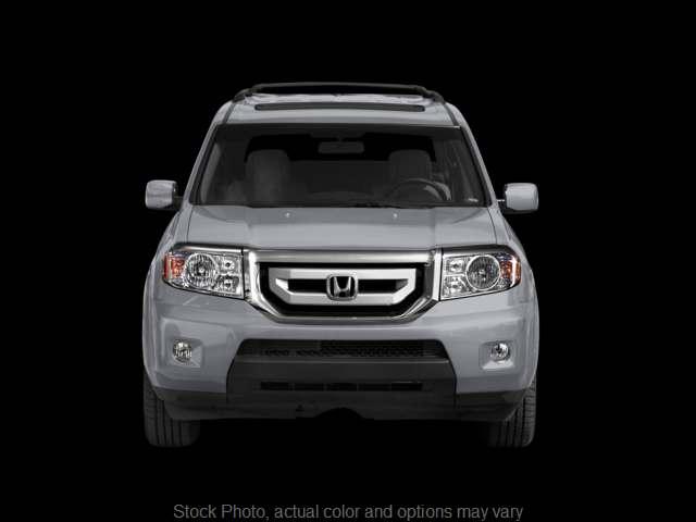 Used 2009  Honda Pilot 4d SUV 4WD EX-L w/DVD at City Wide Auto Credit near Toledo, OH