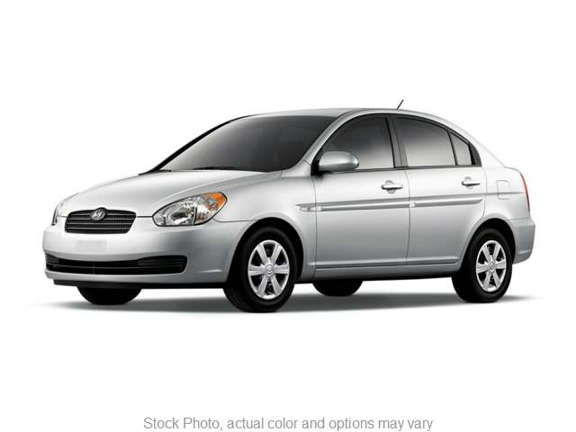 2010 Hyundai Accent 4d Sedan GLS Auto at Bedford Auto Giant near Bedford, OH