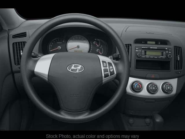 Used 2009  Hyundai Elantra 4d Sedan GLS Auto at Graham Auto Group near Mansfield, OH