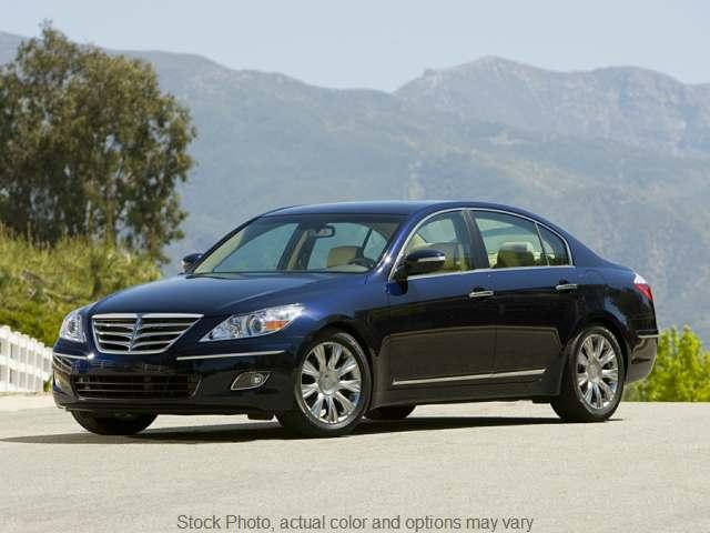2011 Hyundai Genesis 4d Sedan 3.8L at Bill Fitts Auto Sales near Little Rock, AR