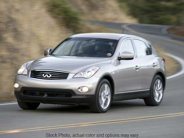 2010 Infiniti EX35 4d SUV AWD at Truck Town Ltd near Bremerton , WA