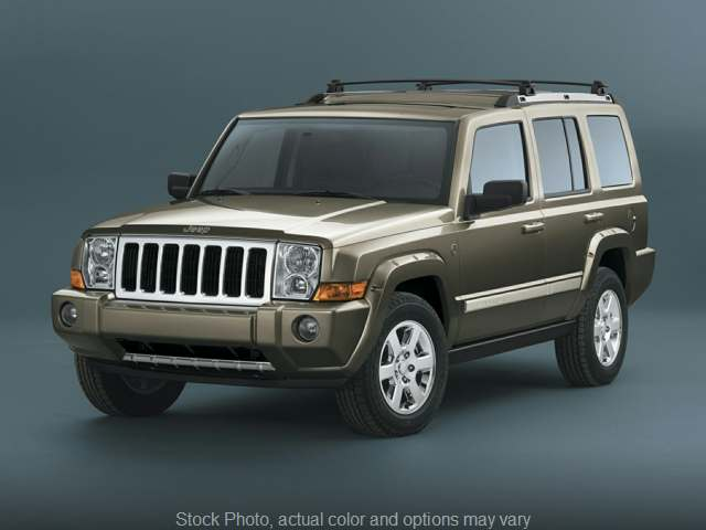 Used 2009  Jeep Commander 4d SUV 2WD Sport at Solutions Auto Group near Chickasha, OK