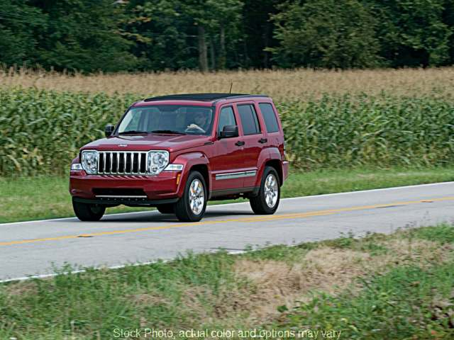 2011 Jeep Liberty 4d SUV 2WD Limited Jet at The Gilstrap Family Dealerships near Easley, SC