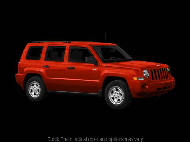 Used 2009  Jeep Patriot 4d SUV 4WD Sport at Good Wheels near Ellwood City, PA