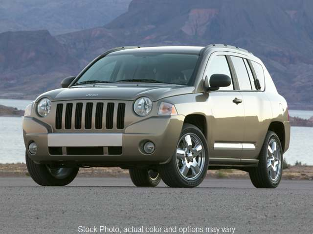 2009 Jeep Compass 4d SUV 4WD Sport at Express Auto near Kalamazoo, MI