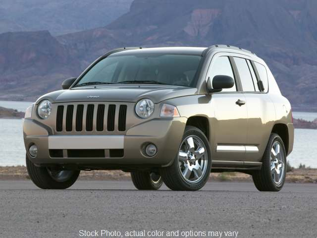 2010 Jeep Compass 4d SUV 4WD Sport at City Wide Auto Credit near Toledo, OH