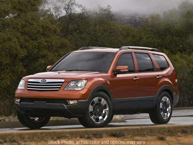 Used 2009  Kia Borrego 4d SUV 2WD LX at Credit Now Auto Inc near Huntsville, AL