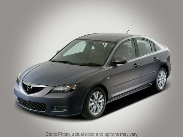 Used 2009  Mazda Mazda3 4d Sedan i Sport Auto at Bradley Auto Finance near Hudson, NH