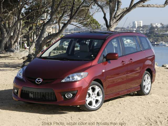 2009 Mazda Mazda5 5d Wagon Sport Auto at CarTopia near Kyle, TX