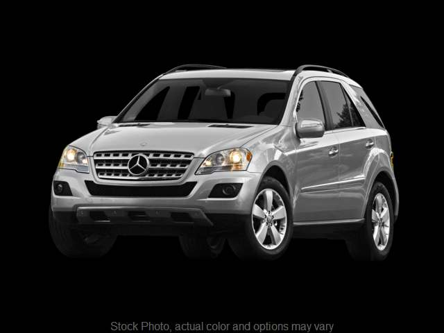 Used 2009  Mercedes-Benz M-Class 4d SUV ML350 4WD at The Gilstrap Family Dealerships near Easley, SC