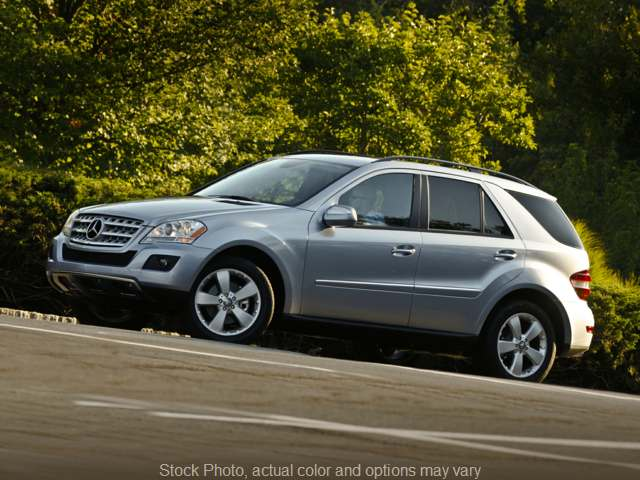 2009 Mercedes-Benz M-Class 4d SUV ML350 4WD at The Gilstrap Family Dealerships near Easley, SC