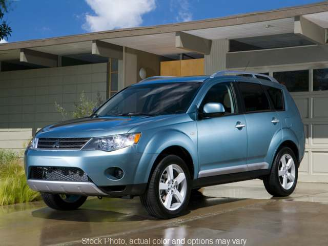2009 Mitsubishi Outlander 4d SUV FWD SE at Action Auto Group near Oxford, MS