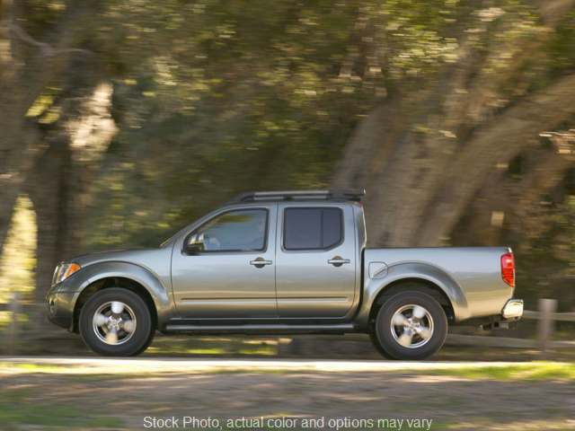 New 2019 Nissan Frontier 2WD Crew Cab SV at Nissan of Paris near Paris, TN