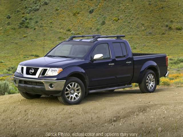 2010 Nissan Frontier 2WD Crew Cab SE Auto at Good Wheels near Ellwood City, PA