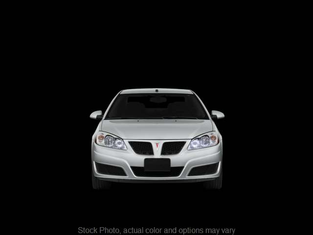 Used 2009  Pontiac G6 4d Sedan SE 3.5L (2009.5) at Express Auto near Kalamazoo, MI