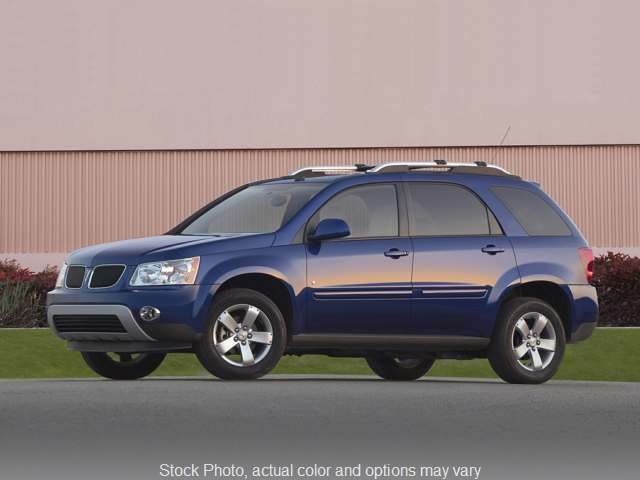 Used 2009  Pontiac Torrent 4d SUV FWD at Express Auto near Kalamazoo, MI