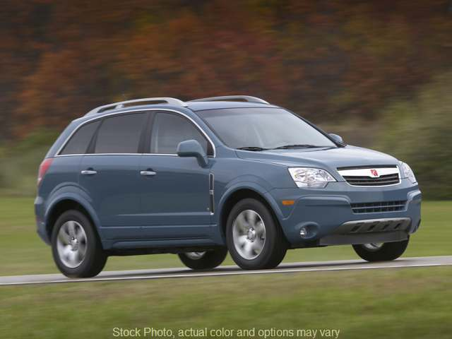 Used 2009  Saturn Vue 4d SUV AWD XE at Camacho Mitsubishi near Palmdale, CA