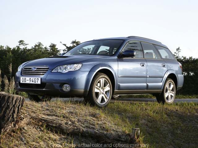 2009 Subaru Outback 4d Wagon i Limited at City Wide Auto Credit near Toledo, OH