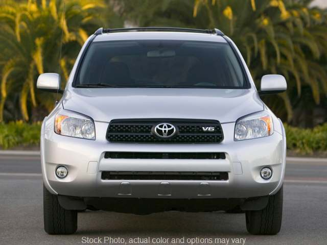 Used 2012  Toyota RAV4 4d SUV FWD Limited at Bill Fitts Auto Sales near Little Rock, AR