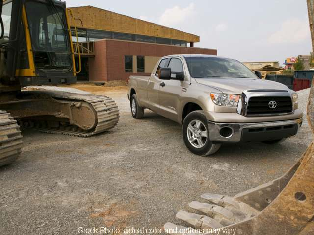 Used 2009  Toyota Tundra 4WD Double Cab 5.7L FFV at Graham Auto Group near Mansfield, OH
