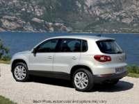 Used 2009  Volkswagen Tiguan 4d SUV SE 4Motion at Pekin Auto Loan near Pekin, IL