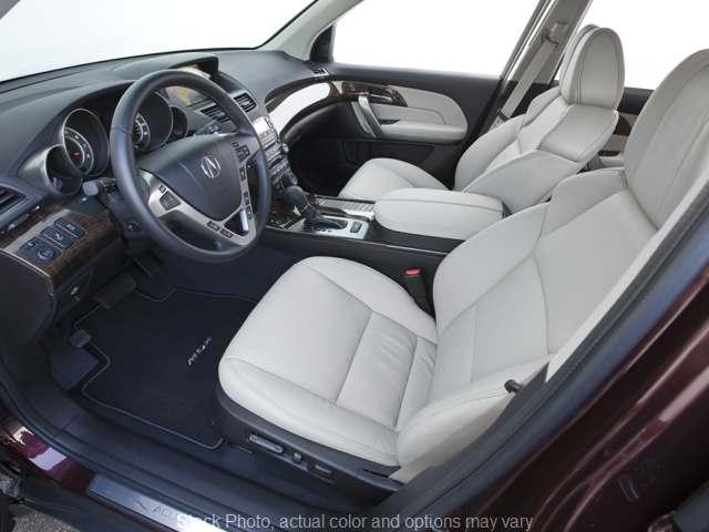 Used 2011  Acura MDX 4d SUV Tech at Frank Leta Automotive Outlet near Bridgeton, MO