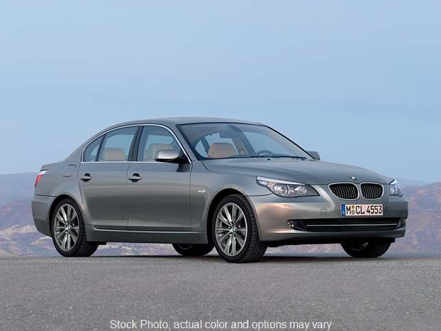 2010 BMW 5 Series 4d Sedan 528i xDrive at Royal Car Center near Philadelphia, PA